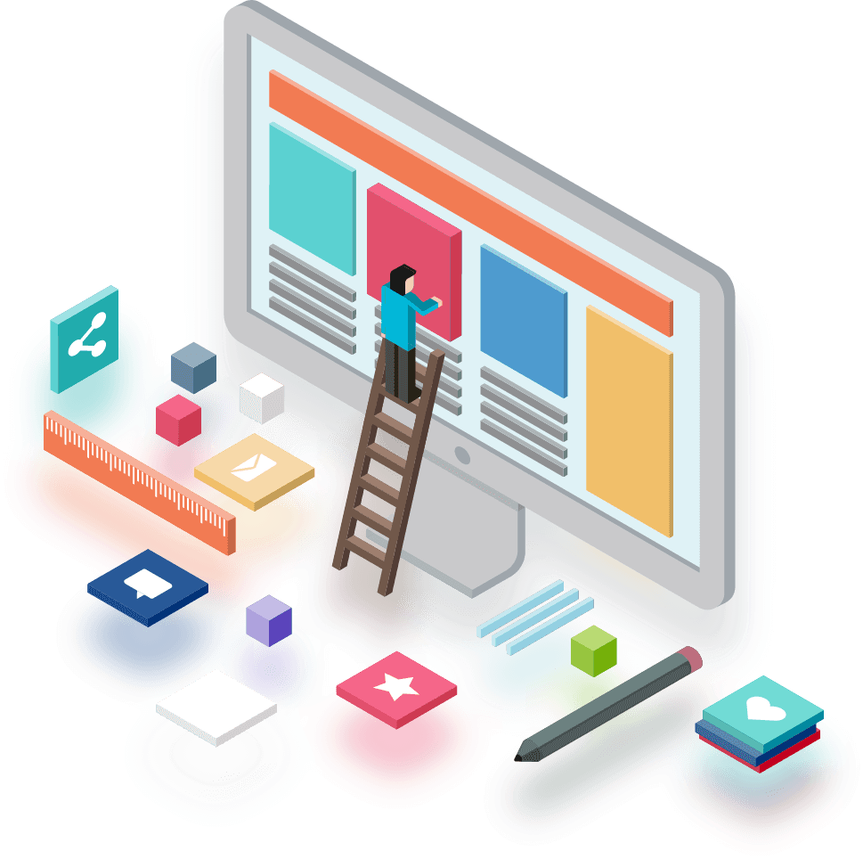 Design web sur mesure et intégration